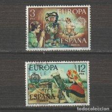Timbres: ESPAÑA. Nº 2316/17. AÑO 1976. EUROPA-CEPT. USADO.. Lote 249296125