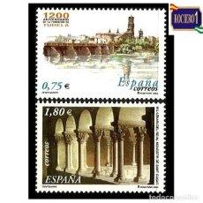 Selos: ESPAÑA 2002. EDIFIL 3892-93 3893. ANIVERSARIOS. NUEVO** MNH. Lote 249040825