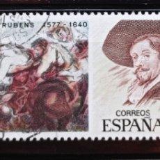 Sellos: ESPAÑA 1978 - PINTORES - RUBENS - EDIFIL 2463-2465. Lote 249536085