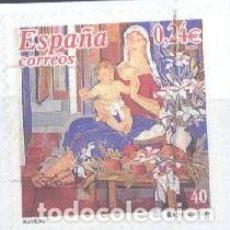 Francobolli: ESPAÑA - AÑO 2001 - EDIFIL 3835 - NAVIDAD 2001 EMISIÓN CONJUNTA ESPAÑA ALEMANIA - USADO. Lote 250213565