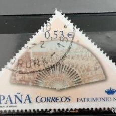 Sellos: 2006,ESPAÑA. ABANICOS . *,MH (21-156). Lote 251310365