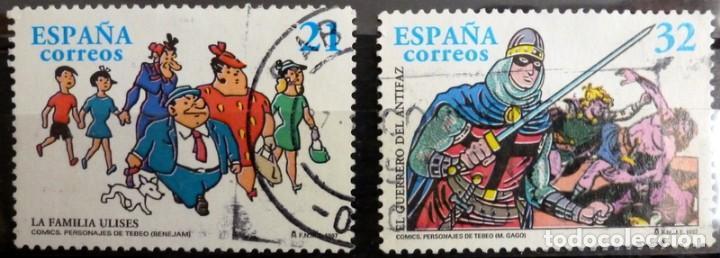 SELLOS ESPAÑA 1997 - FOTO 212 - Nº 3486, COMPLETA,USADO (Sellos - España - Juan Carlos I - Desde 1.986 a 1.999 - Usados)