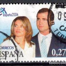 Selos: EDIFIL 4087 - EXPOSICION MUNDIAL DE FILATELIA 2004. Lote 251592215
