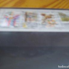 Sellos: EDIFIL 2825. CARNET, INGRESO DE ESPAÑA EN LA CE., SIN LAS TAPAS. MATASELLADO. Lote 252993515