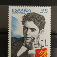 Selos: ESPAÑA N°3549 MNH**CON BANDELETA, LORCA 1998 (FOTOGRAFÍA REAL). Lote 253790445