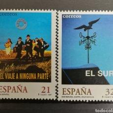 Sellos: ESPAÑA N°3472/73 MNH** CINE ESPAÑOL 1997 (FOTOGRAFÍA REAL). Lote 254067315