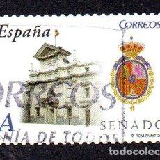 Sellos: RRC EDIFIL 4526 ESPAÑA 2010 SENADO *USADO*. Lote 254100910