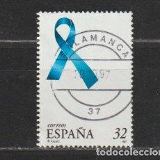 Selos: ESPAÑA. EDIFIL Nº 3501. AÑO 1997. LAZO AZUL. USADO.. Lote 254379850