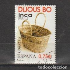 Timbres: ESPAÑA. EDIFIL Nº 3935. AÑO 2002. DIJOUS BO. USADO.. Lote 254408220