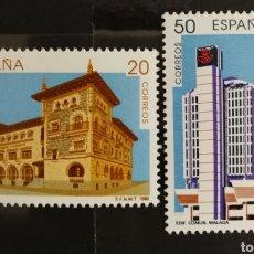 Sellos: ESPAÑA N°3058/59 MNH**EUROPA CEPT 1990 (FOTOGRAFÍA ESTÁNDAR). Lote 254599115
