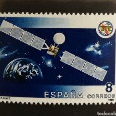 Sellos: ESPAÑA N°3060. U.I.T 1990 (FOTOGRAFÍA ESTÁNDAR). Lote 254600225
