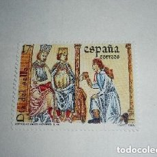 Sellos: ESPAÑA 1986 EDIFIL 2857 DÍA DEL SELLO. Lote 255460180