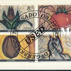 Selos: 1989 ESPAÑA ED 3029C CARNET CENT. DESCUBRIMIENTO AMERICA (O) USADO, BUEN ESTADO (EDIFIL). Lote 257365775