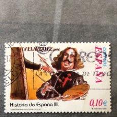 Sellos: SELLO VELÁZQUEZ 2002 HISTORIA DE ESPAÑA 3. Lote 257642055