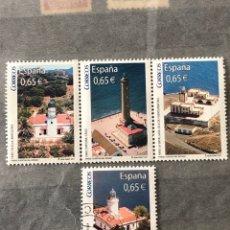 Sellos: SELLOS FAROS 2011. Lote 257644150