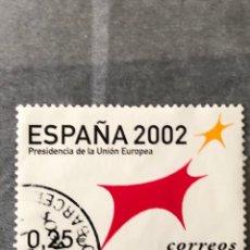 Sellos: SELLO PRESIDENCIA DE LA UNIÓN EUROPEA 2002. Lote 257644915