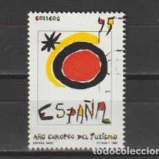 Timbres: ESPAÑA. Nº 3091. AÑO 1990. AÑO EUROPEO DEL TURISMO. USADO.. Lote 260737470