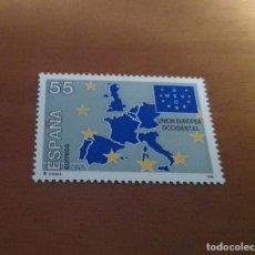 Selos: SELLO DE 55 PESETAS UNION EURPA OCCIDENTAL 1994 EDIFIL 3324 NUEVO. Lote 260862960