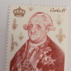 Sellos: SELLO DE ESPAÑA 1978. CARLOS IV. 19 PTS. NUEVO. Lote 261163565