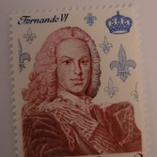 Sellos: SELLO DE ESPAÑA 1978. FERNANDO VI. 8 PTS. NUEVO. Lote 261164255