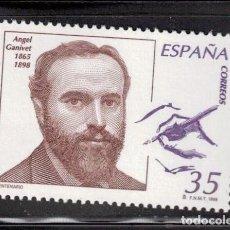 Sellos: ESPAÑA 1998 EDIFIL 3586 - CENTENARIOS. Lote 261287120