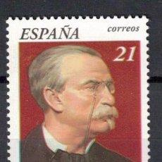Sellos: ESPAÑA 1997 EDIFIL 3498 - CENTENARIOS. Lote 261294475
