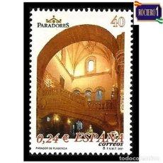 Sellos: ESPAÑA 2001. EDIFIL 3782. PARADORES DE TURISMO. NUEVO** MNH. Lote 261626575