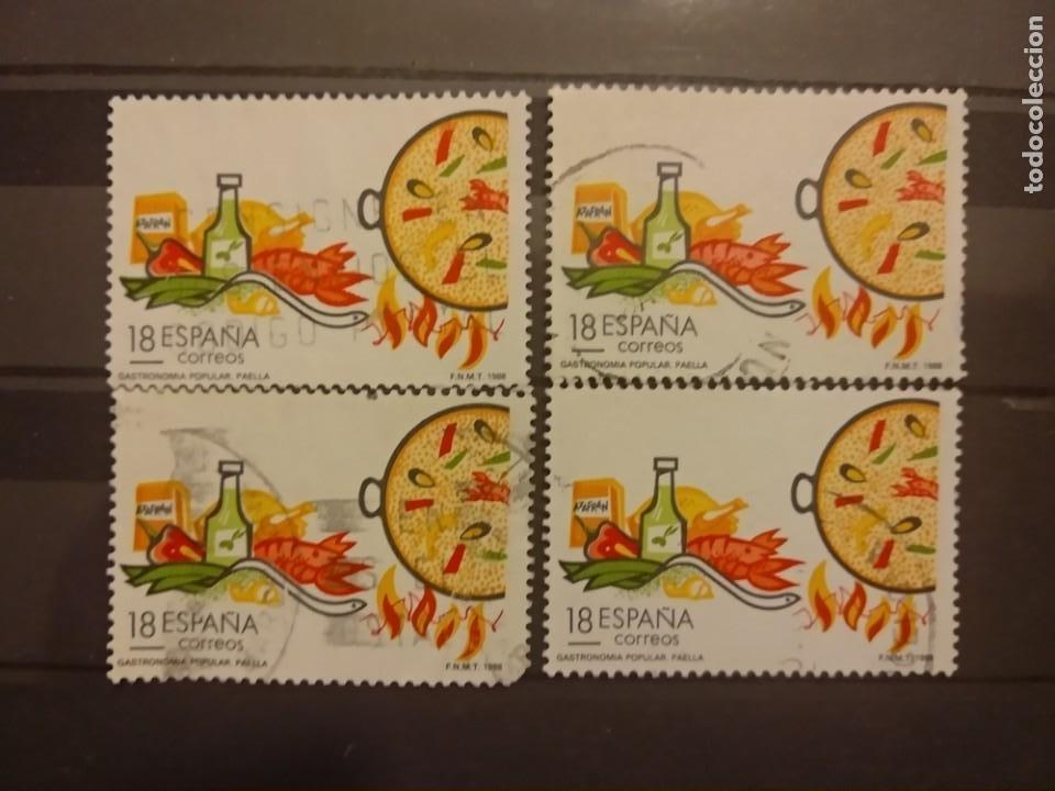 AÑO 1988 TURISMO SELLOS USADOS EDIFIL 2935 (Sellos - España - Juan Carlos I - Desde 1.986 a 1.999 - Usados)