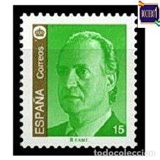 Sellos: ESPAÑA 1998. EDIFIL 3526. SERIE BÁSICA. S.M. REY DON JUAN CARLOS I. NUEVO** MNH. Lote 262092245