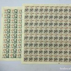 Sellos: EUROPA, 1979. EDIFIL 2520/21. EUROPA CEPT. NUEVO. SIN CHARNELA. PLIEGO DE 80 SELLOS. VER.. Lote 262705915
