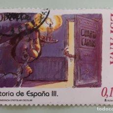 Sellos: SELLO DE ESPAÑA 2002. EDIFIL 3923. HISTORIA DE ESPAÑA III. GODOY.. USADO.. Lote 262749600
