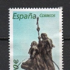 Sellos: SERIE USADA DE ESPAÑA -EXFILNA'2004, VALLADOLID-, AÑO 2004. Lote 262750960