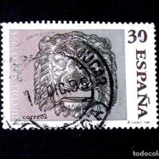 Sellos: 3346, SERIE EN USADO, FECHADOR VALVERDE DE JÚCAR (CUENCA).. Lote 262875635