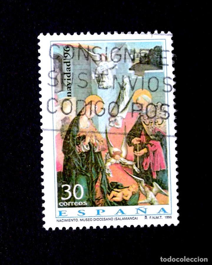 3458, SERIE EN USADO. (Sellos - España - Juan Carlos I - Desde 1.986 a 1.999 - Usados)