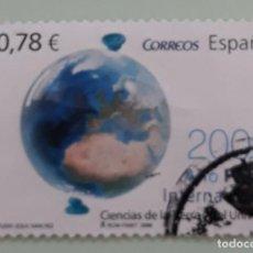 Sellos: SELLO ESPAÑA 2008. EDIFIL 4387. AÑO POLAR INTERNACIONAL. USADO.. Lote 262877955