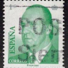 Sellos: ESPAÑA 2002 EDIFIL 3863 - S.M. DON JUAN CARLOS I. Lote 262923520
