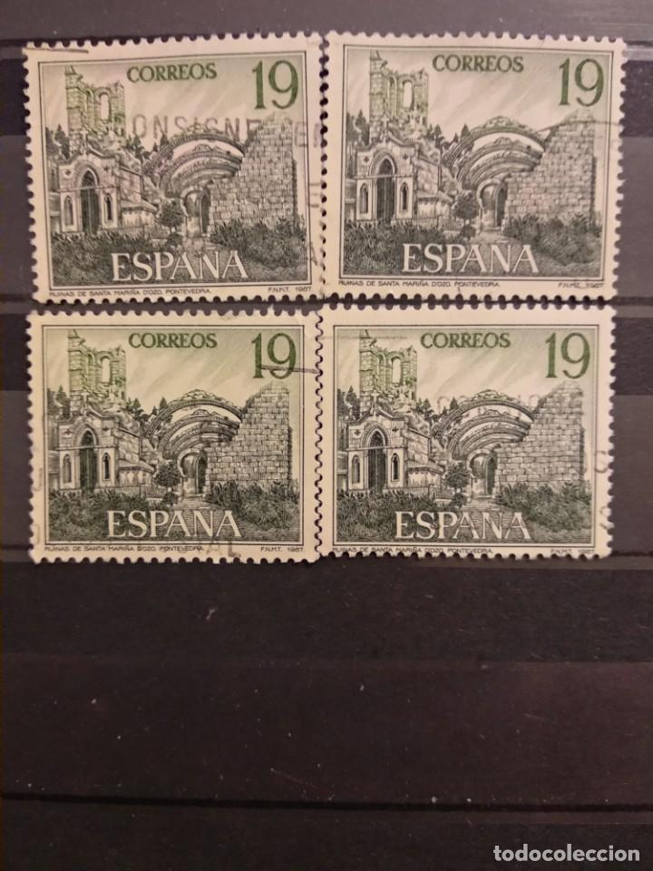 AÑO 1987 TURISMO SELLOS USADOS EDIFIL 2901 (Sellos - España - Juan Carlos I - Desde 1.986 a 1.999 - Usados)