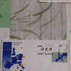Sellos: 1994 ESPAÑA EDIFIL 3324 UNIÓN EUROPEA MAPA MATASELLOS FILATELIA COLISEVM. Lote 263062455