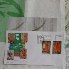 Sellos: 1994 ESPAÑA EDIFIL 3317/0 SFC 874 MATASELLO MUSEO NAIPE. Lote 263065880