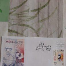 Sellos: AMERICA UPAEP CARTERO EDIFIL 3513 ESPAÑA 1997 MATASELLO USADO FILATELIA COLISEVM. Lote 263067075