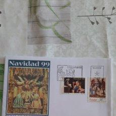 Sellos: SFC 30 1999 ESPAÑA NAVIDAD MATASELLO USADOS FILATELIA COLISEVM COLECCIONISMO. Lote 263109885