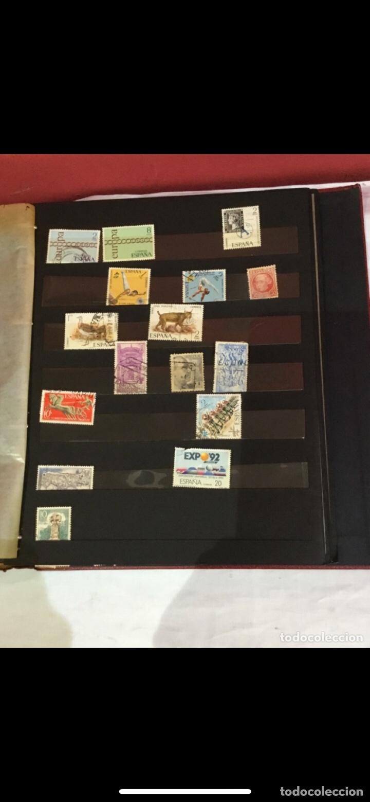 Sellos: Álbum sellos España 1971 _ 1979. Ver fotos - Foto 2 - 263633130