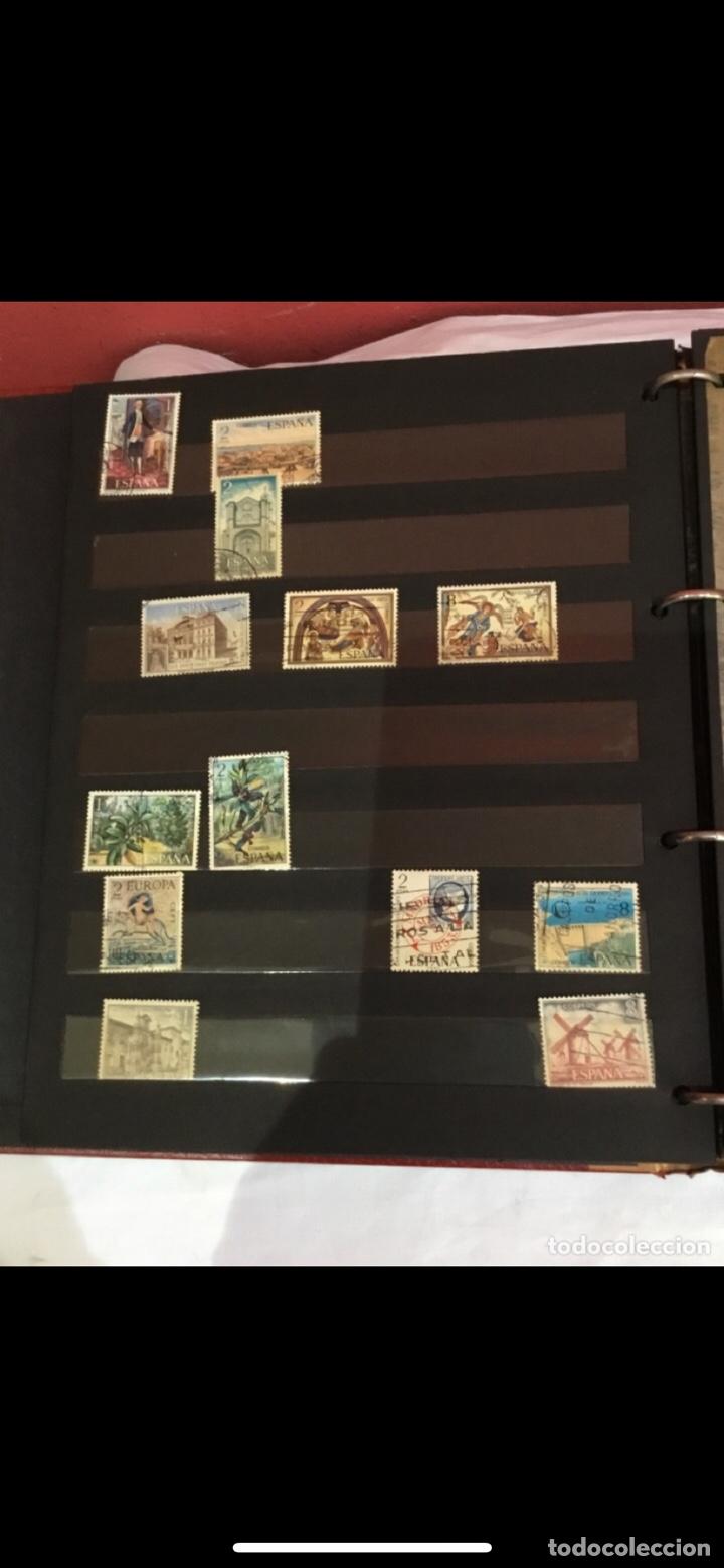 Sellos: Álbum sellos España 1971 _ 1979. Ver fotos - Foto 5 - 263633130