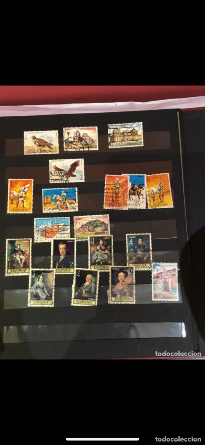 Sellos: Álbum sellos España 1971 _ 1979. Ver fotos - Foto 8 - 263633130