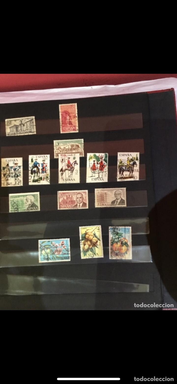 Sellos: Álbum sellos España 1971 _ 1979. Ver fotos - Foto 10 - 263633130