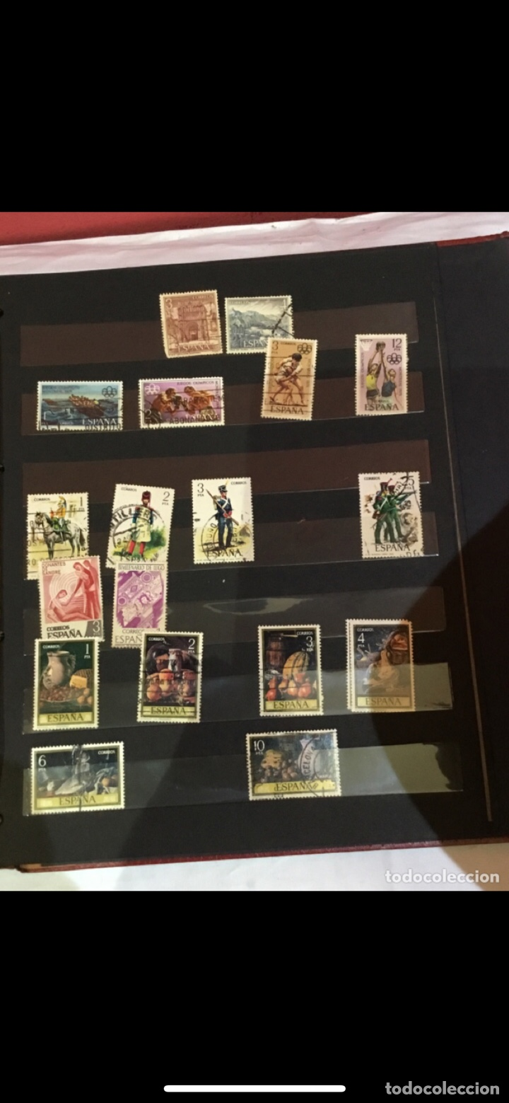 Sellos: Álbum sellos España 1971 _ 1979. Ver fotos - Foto 12 - 263633130