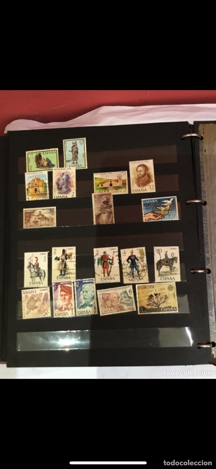 Sellos: Álbum sellos España 1971 _ 1979. Ver fotos - Foto 17 - 263633130