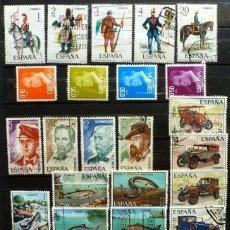 Sellos: SELLOS ESPAÑA 1977 - FOTO 526 - LOTE 331 - SERIES COMPLETAS , USADO. Lote 264198876