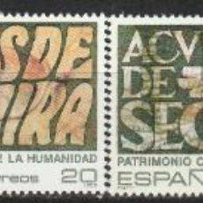 Sellos: 1989.- PATRIMONIO DE LA HUMANIDAD. Lote 265337319
