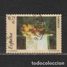 Selos: ESPAÑA. Nº 3930. AÑO 2002. LA MÚSICA. USADO.. Lote 265781919